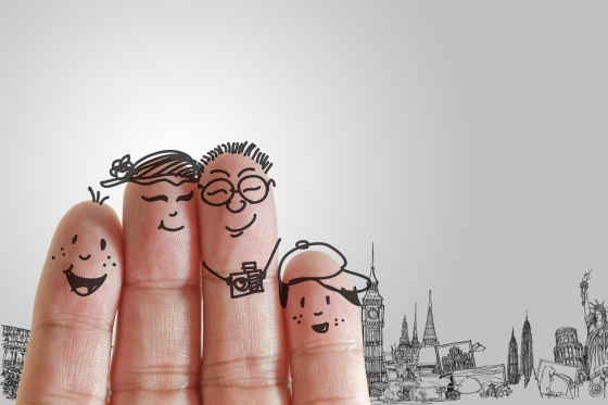 finger family